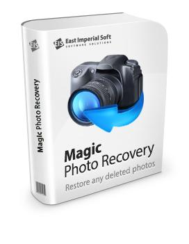 Magic Photo Recovery Home Edition