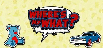 Where's My What