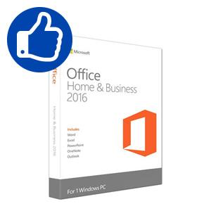 Microsoft Office Home and Business 2016 Multilanguage (электронная версия)
