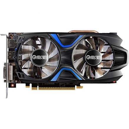 Galaxy Video Graphics Card GTX1050Ti 1468 МГц 7007 МГц 4 GB / 128 бит GDDR5