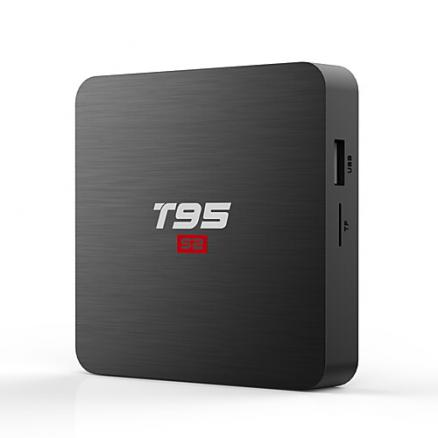 PULIERDE T95S2-A Android 7.1 Amlogic S905W 1GB 8Гб Quad Core
