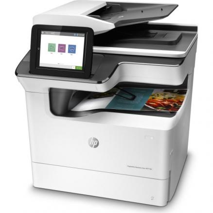 Мфу Hp pagewide ent color mfp 780dn prntr