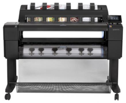 Плоттер Hp designjet t1530 36-in (l2y23a)