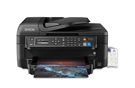 МФУ Epson Workforce WF-2650 Refurbished с СНПЧ