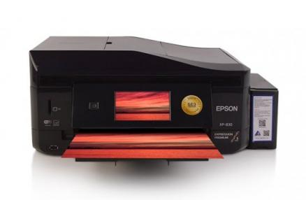 МФУ Epson Expression Premium XP-830 Refurbished by Epson с СНПЧ