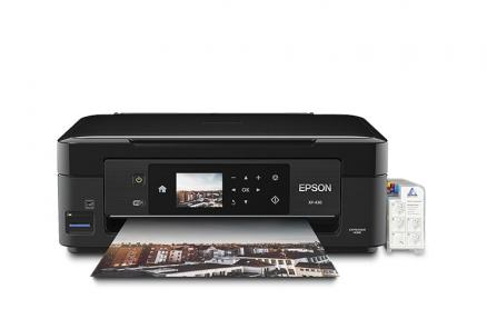 МФУ Epson Expression Home XP-430 с СНПЧ