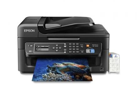 МФУ Epson Workforce WF-2630 Refurbished by Epson с СНПЧ