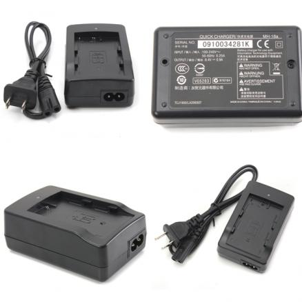 MH-18a Battery Charger With Cord For Nikon EN-EL3A E D200 D300 D700 D50 D70