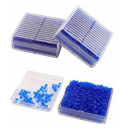 2Pcs Silica Gel Desiccant Humidity Moisture Absorb Box Dryer Camera Microscopes Telescopes Reusable