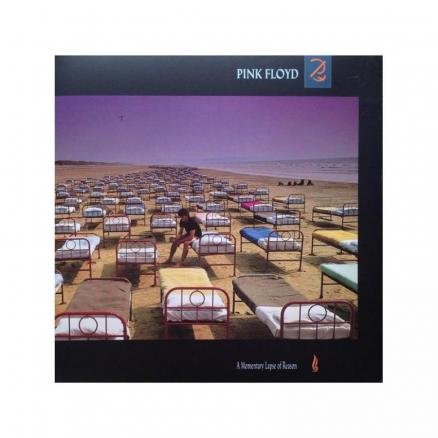 Виниловая пластинка Pink Floyd, A Momentary Lapse Of Reason (Remastered)