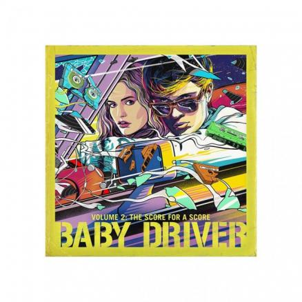 Виниловая пластинка Various Artists, Baby Driver Volume 2: The Score For A Score