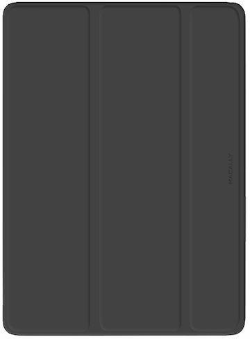Macally Protective Case and Stand Gray (BSTANDPRO2L-G) for iPad Pro 12.9 (2017)