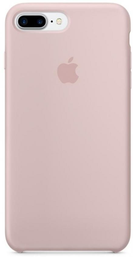 Apple Silicone Case Pink Sand (MMT02/MQH22) for iPhone 8 Plus/iPhone 7 Plus