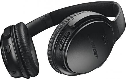 Bose QuietComfort 35 II, Black (789564-0010)