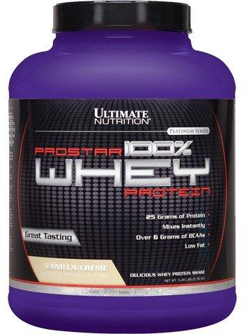 Ultimate Nutrition Prostar 100% Whey Protein 2390 g /80 servings/ Banana