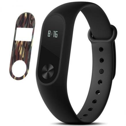 0.1mm Camouflage Style Screen Protector Film for Xiaomi Miband (E-523249)