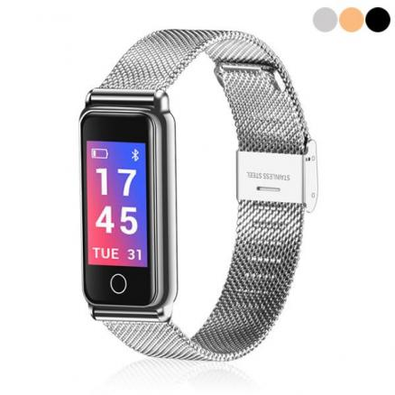 Smart Bracelet Y8 0.96 Inch Color Watch Band Heart Rate Smartband Pedometer (E-550188)
