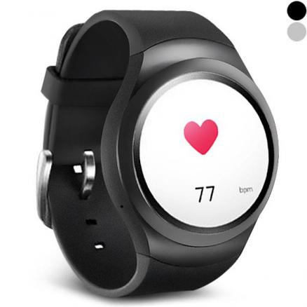 X3 Plus Smart Watch Phone MTK6275 Android 5.1 Wi-Fi 3G Dialer GPS (E-519230)