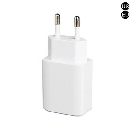 5V 2A Wall Charger Universal White USB Plug Power Adapter for iPhone Samsung (EPACG-545272)