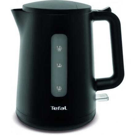 Чайник Tefal Element KO2001 2400 Вт 1,7 л, черный KO200830