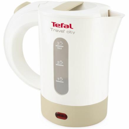Чайник Tefal Travel-o-city KO1201 650 Вт 0,5 л белый KO120130