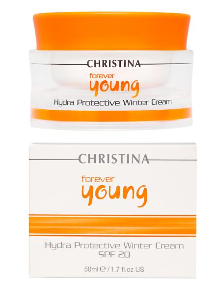 Forever Young Hydra-Protective Winter Cream