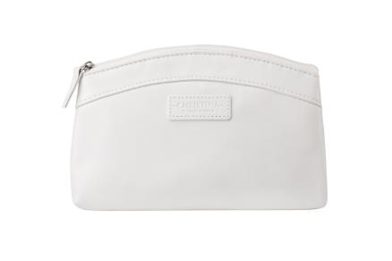 White Collection Cosmetic Bag