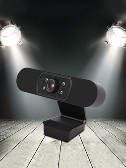 ASHU H800 1080P HDTV Video Calling with Built-in Microphone Camera