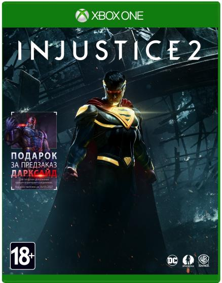 WB Interactive Injustice 2 (Xbox One)