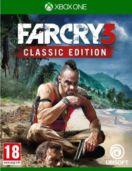 Ubisoft Far Cry 3. Classic Edition (Xbox One)