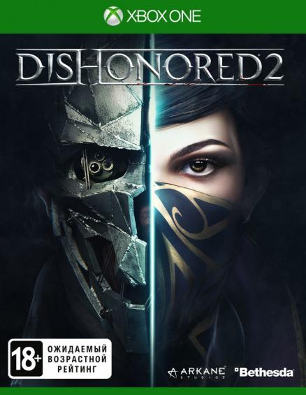 Bethesda Игра Dishonored 2 Limited Edition