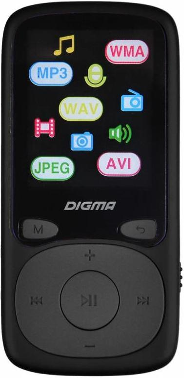 Digma B3 8Gb Black