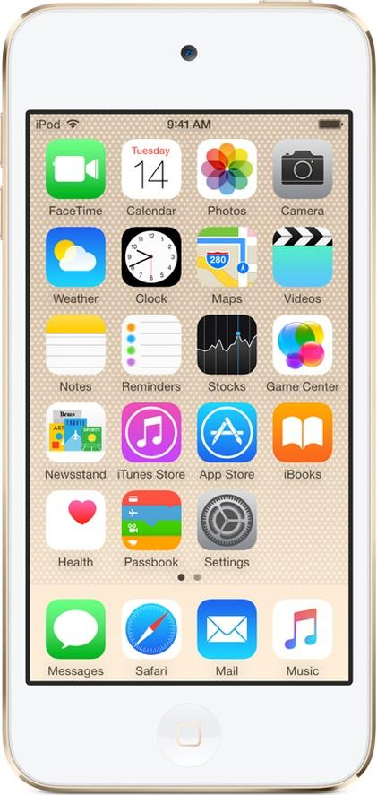 Apple iPod touch Gold MKWM2RU/A