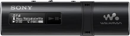 Плеер MP3 Sony NWZ-B183F Black