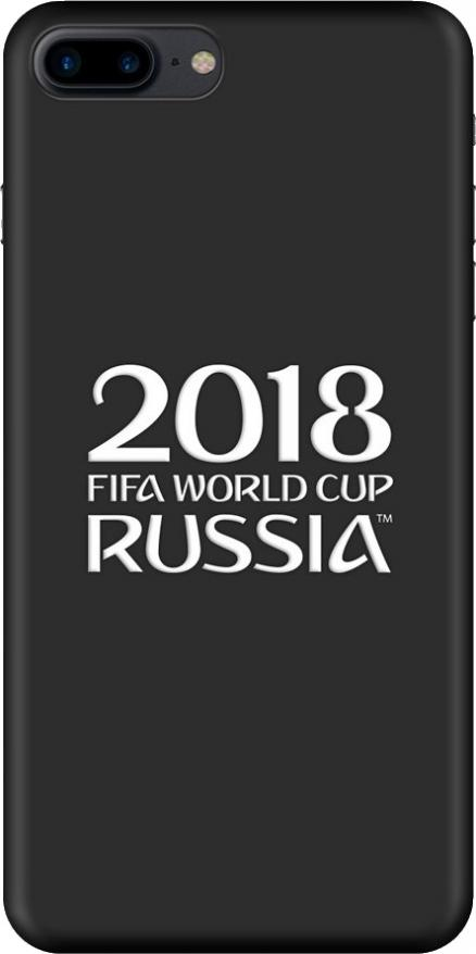 Чехол PC для Apple iPhone 7/8 Plus, FIFA_Official Logotype, Deppa 103918