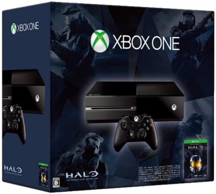 Microsoft Xbox One 500 Gb + Halo: The Master Chief Collection