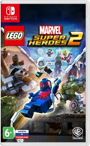 WB Interactive LEGO Marvel Super Heroes 2 (Nintendo Switch)