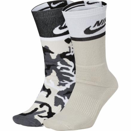 Nike SB Energy Crew Skateboarding Socks (2 Pair)