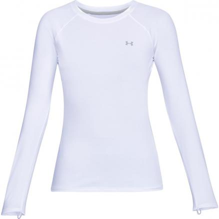 Женский лонгслив Under Armour Sunblock Hike UPF 50+ LS 1309721-100