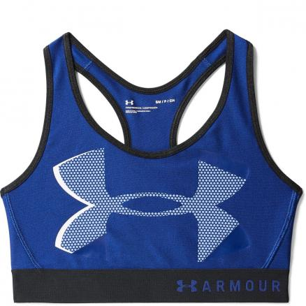 Женский топ Under Armour Armour ® Big Logo Mid Support 1307199-574