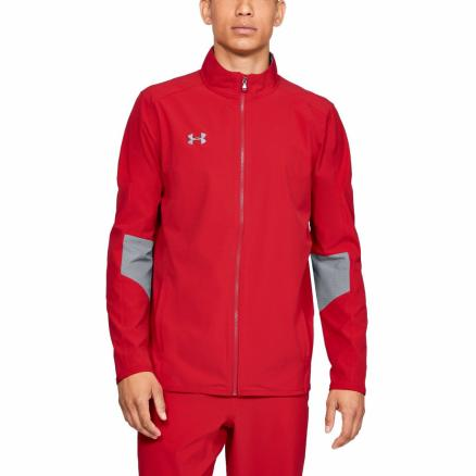 Мужская куртка Under Armour Charger Warm Up Woven Full Zip 1293911-600