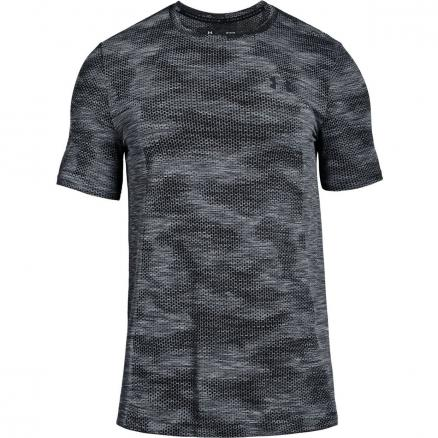 Мужская футболка Under Armour Vanish Seamless Camo SS 1325623-035