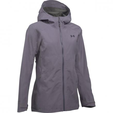Женская куртка Under Armour Hurakan GORE-TEX ® Paclite ® Outdoor Full Zip Hooded 1291939-033