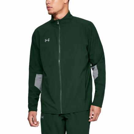 Мужская куртка Under Armour Charger Warm Up Woven Full Zip 1293911-301