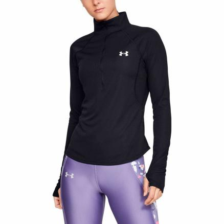 Женский лонгслив Under Armour Speed Stride Run Half Zip LS 1326465-001