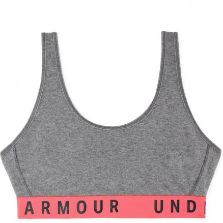Женский топ Under Armour Favorite Cotton Heathered Everyday Light Support 1310697-019