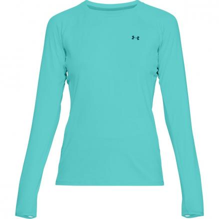 Женский лонгслив Under Armour Sunblock Hike UPF 50+ LS 1309721-425
