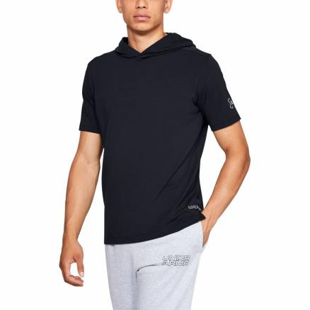 Мужская футболка Under Armour Baseline Charged Cotton ® Hooded SS 1326735-001