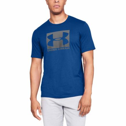 Мужская футболка Under Armour Boxed Sportstyle Graphic Charged Cotton ® SS 1329581-400