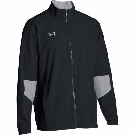Мужская куртка Under Armour Charger Warm Up Woven Full Zip 1293911-001
